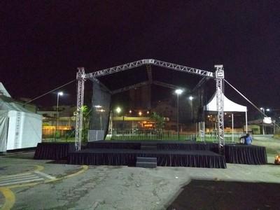 Aluguel de palco para eventos sp