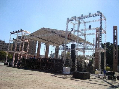 Aluguel de palco sp