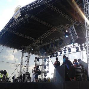 Locação de palco para shows sp